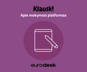 Mokymosi platformos