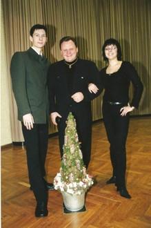 Aurimas Petrulevičius, Valdas Bytautas, Ramunė Puodžiūnaitė