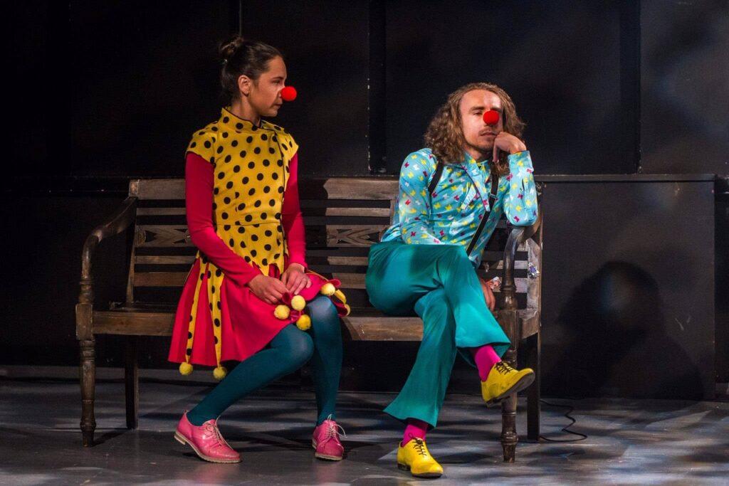 Biruyė Tauterytė Teatriniai nardymai Du Tu 2017 m.